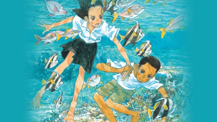 Children of the Sea: in arrivo film anime basato sul manga