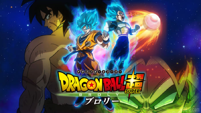 Dragon Ball Super, ecco il primo trailer del film con Broly!