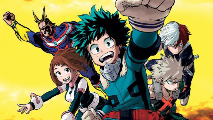 My Hero Academia in Italia sbarcherà su Italia 2