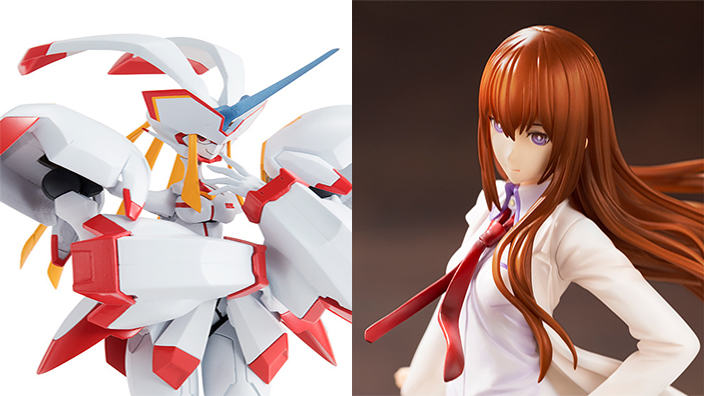 Darling in the FranXX e Steins; Gate 0, nuove figures in arrivo