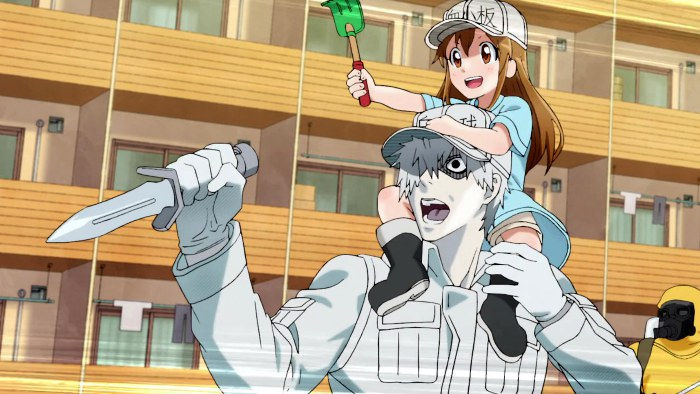Cells at Work! annunciato da Yamato Animation