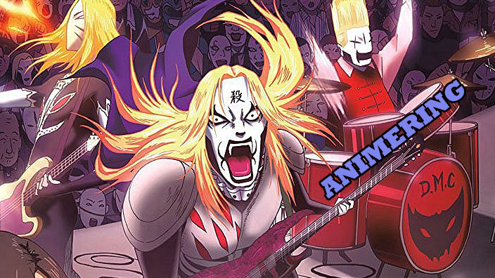 <b>AnimeRing</b>: Detroit Metal City, brillante commedia demenziale?