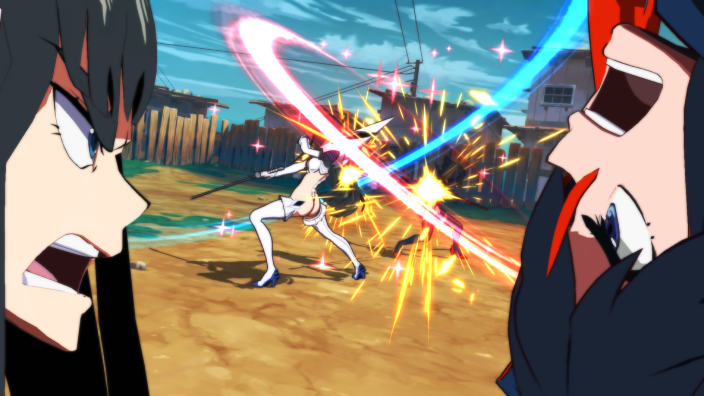Trenta minuti di gameplay per Kill La Kill The Game: IF