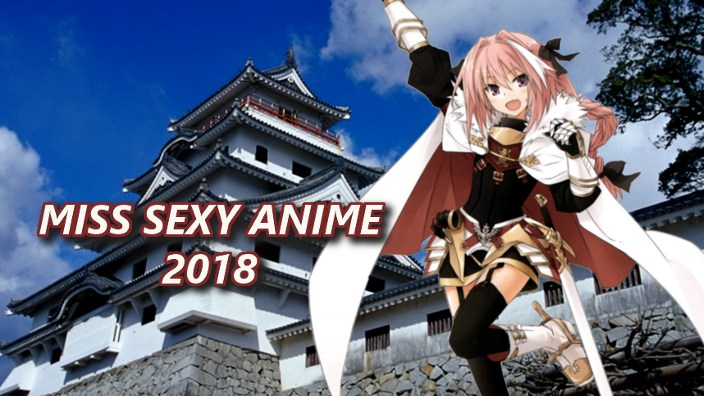Miss Sexy Anime 2018 - Turno 1 Gruppi 7-8
