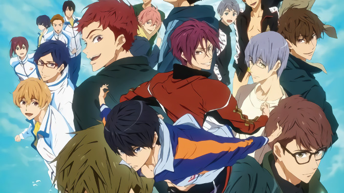 Novità per Free! Dive to the Future, Penguin Highway e Senran Kagura 2