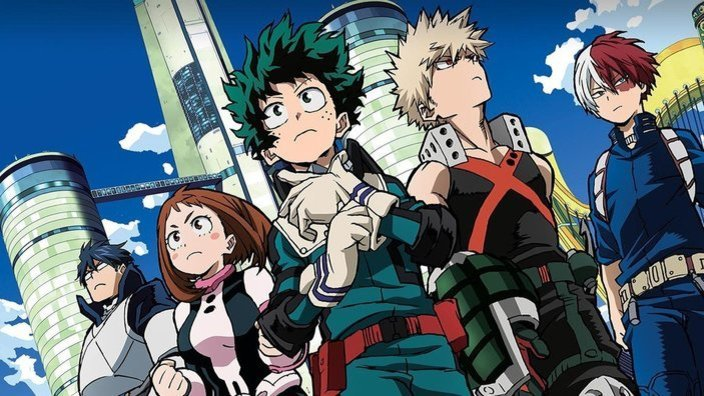 My Hero Academia - The Movie: clip ci mostrano le diverse fasi dell'animazione