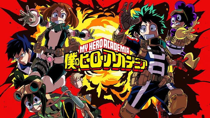 Novità per My Hero Academia: Futari no Hero, Soukyuu no Fafner The Beyond e The Seven Deadly Sins