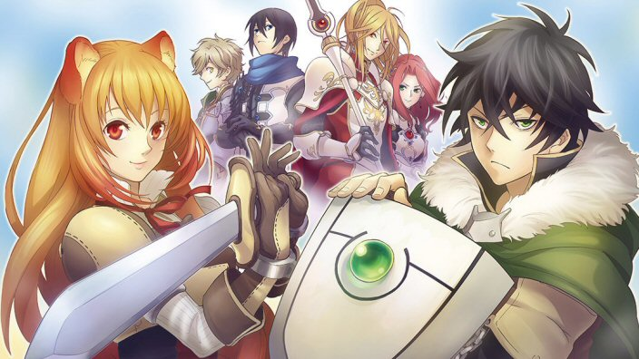 The Rising of the Shield Hero: trailer per l'anime da gennaio su Crunchyroll