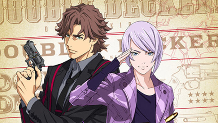 Double Decker! Doug & Kirill: trailer per l'anime in anteprima su Crunchyroll