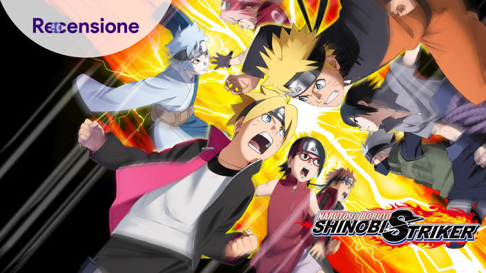<strong>Naruto to Boruto: Shinobi Striker</strong> - Recensione