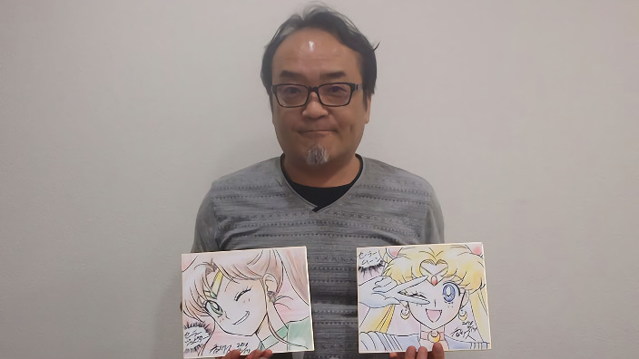 Hisashi Kagawa (Sailor Moon) ospite al Florence Fun & Japan