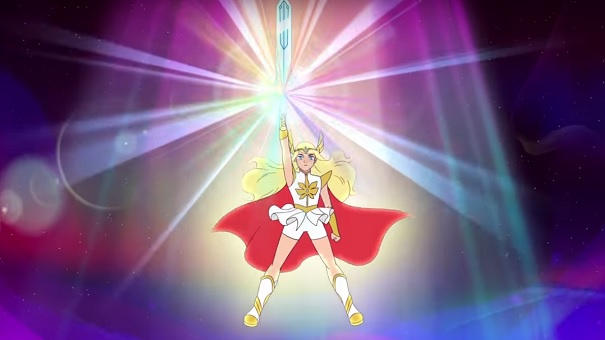 Ecco il primo trailer per She-Ra and The Princess of Power di Netflix