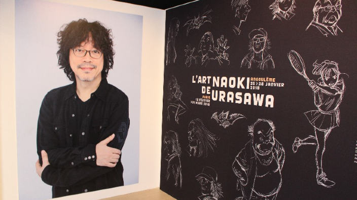 Nuova serie manga in arrivo per Naoki Urasawa (20th Century Boys, Billy Bat)