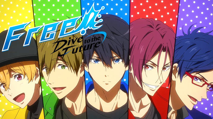 <b>Free! Dive to the Future</b> - Recensione anime