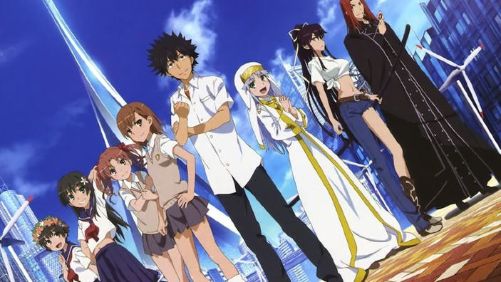 Trailer per A Certain Magical Index, Kaze ga Tsuyoku Fuiteiru e Merc Storia
