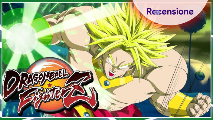 <strong>Dragon Ball FighterZ</strong> - Recensione Nintendo Switch