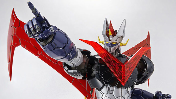 Unboxing e recensione: Great Mazinger Infinity model kit Bandai