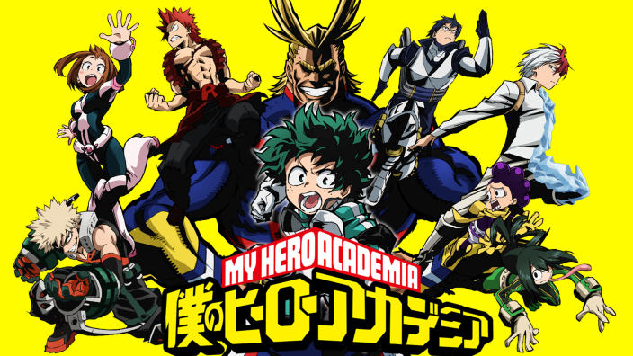 My Hero Academia: annunciato il film live al cinema!