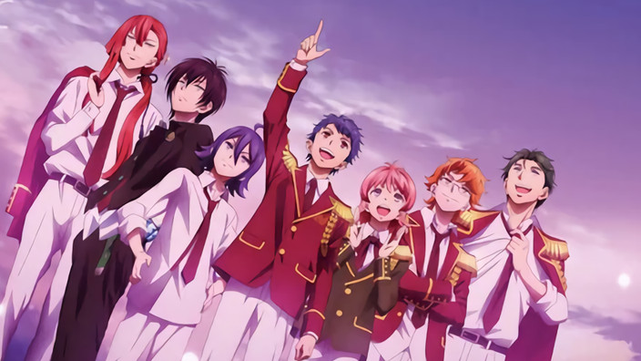 King of Prism: Shiny Seven Stars, in arrivo una tetralogia cinematografica