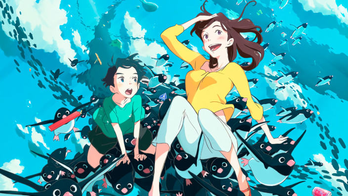 Penguin Highway: Vai al cinema con il coupon sconto di AnimeClick