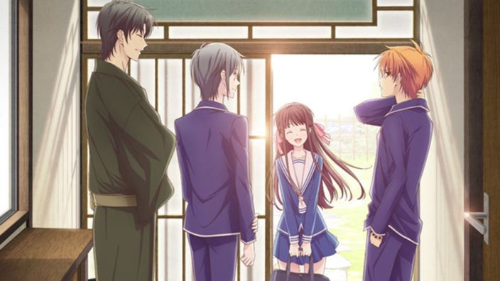 Fruits Basket: visual e cast del nuovo anime con lo zampino dell'autrice
