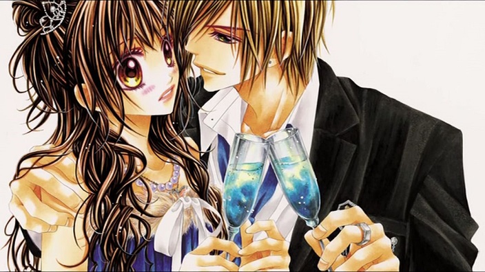 Love begins: one shot per il manga edito da Star Comics