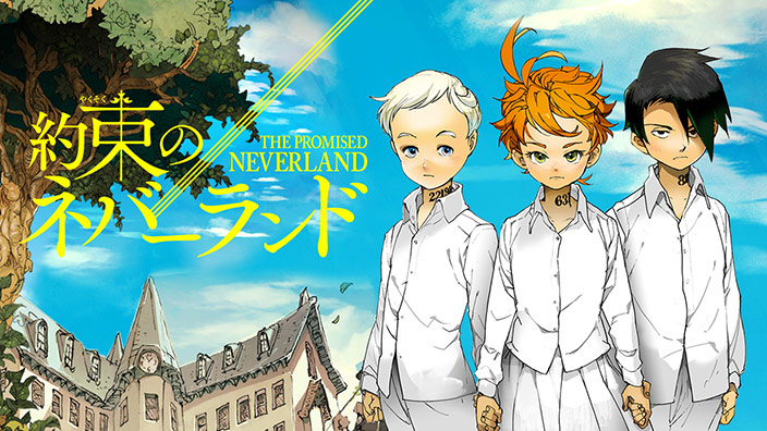 Trailer: The Promised Neverland, Girls und Panzer, Eureka Seven