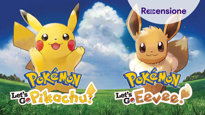 <strong>Pokémon: Let's Go, Pikachu! & Let's Go, Eevee!</strong> - Recensione