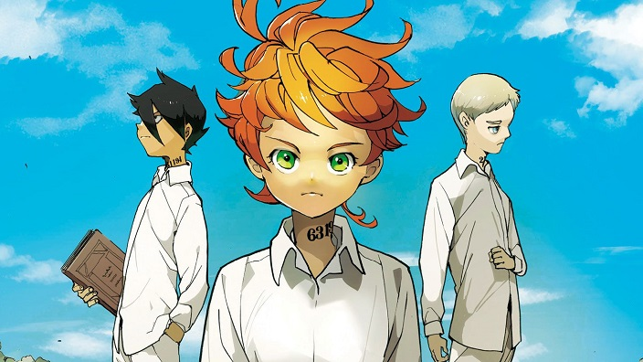 Novità per The Promised Neverland, Battleship Yamato 2202 e Saiki Kusuo no Psi Nan