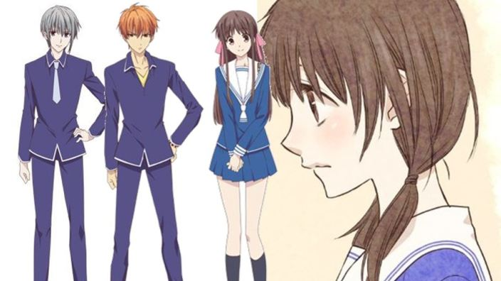 Fruits Basket: primo trailer dell'anime, con sbarco a Times Square!