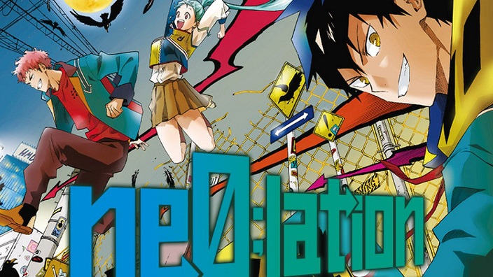 Ne0;lation: video preview per il nuovo manga di Shounen Jump