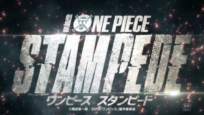 One Piece Stampede: nuovo film in arrivo ad agosto