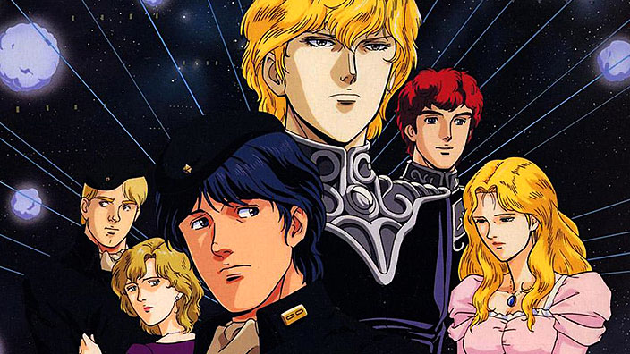 Legend of the Galactic Heroes: 30 anni fa iniziava l'epica epopea in 110 OVA