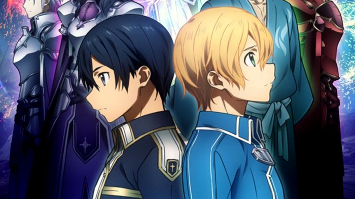 Sword Art Online Alicization Promo video del prossimo arco