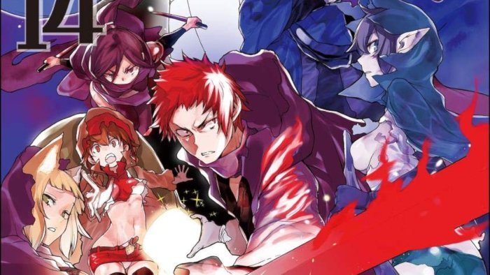 Light Novel Ranking La classifica giapponese al 23/12/2018