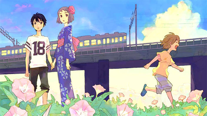 <b>Our Summer Holiday</b> di Kari Ozaki: recensione
