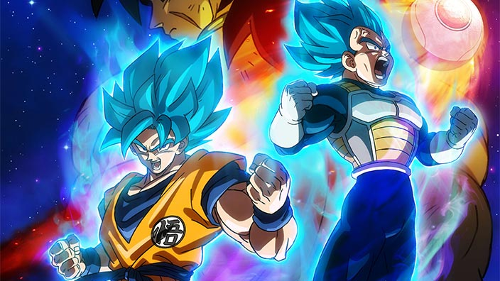 Dragon Ball Super: Broly verso il record del franchise
