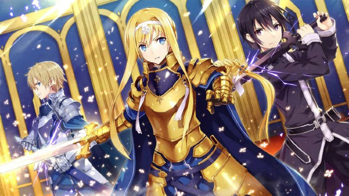 Sword Art Online Alicization, Aincrad 2.0 [VIDEO]