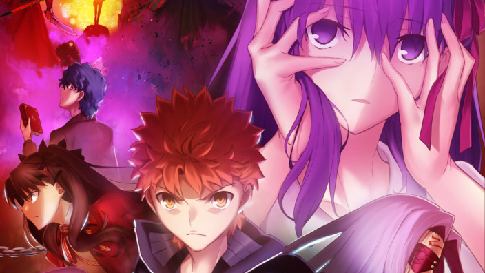 Trailer per Fate/stay Heaven's Feel II, All Might: Rising e Eiga Precure