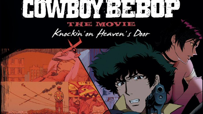 Dynit annuncia Cowboy Bebop The Movie: Knockin' On Heaven's Door