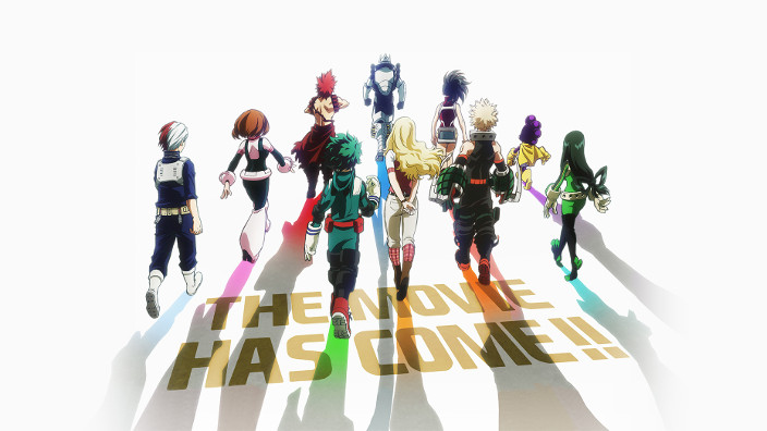 Anime al cinema: le date dei film di My Hero Academia e 5 cm al secondo