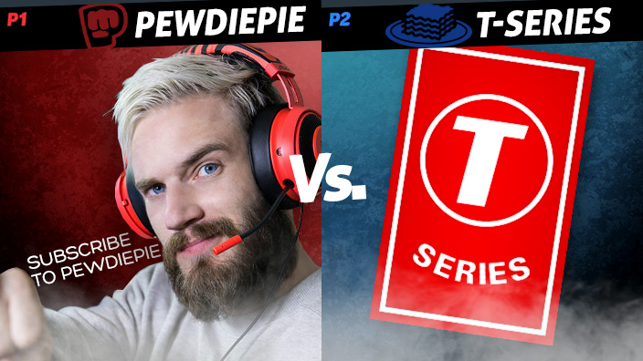PewDiePie vs T-Series per l'anima di YouTube #AgoraClick 106