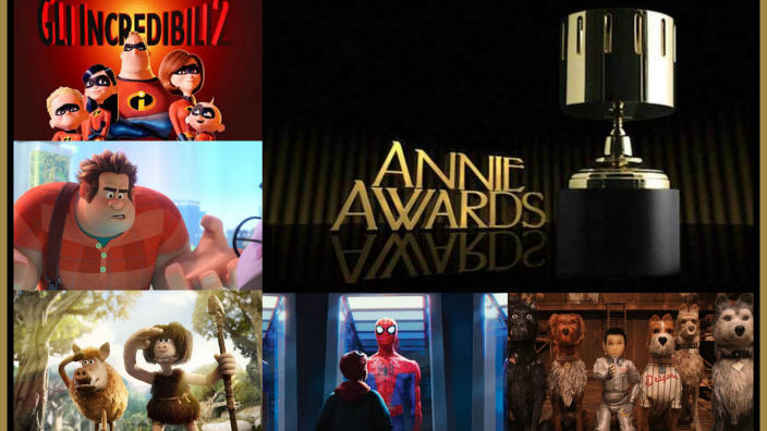 Annie Awards: trionfo per Spiderman, un premio anche a Mirai