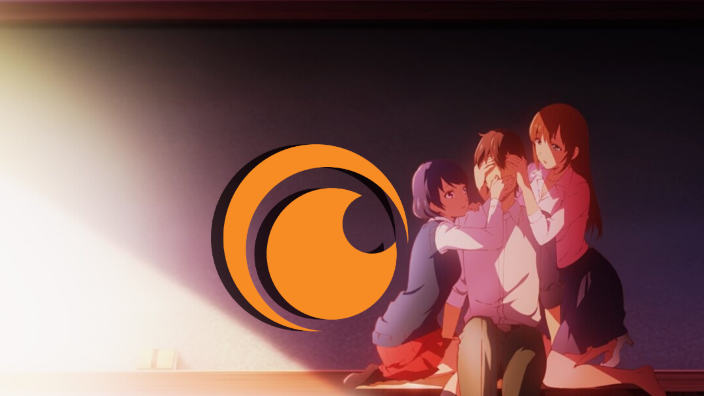 Annunci Crunchyroll! Domestic Girlfriend e How Clumsy You Are Miss Ueno
