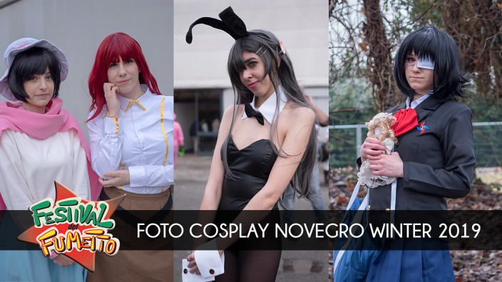 Foto Cosplay - Novegro Winter 2019
