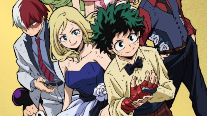 Blu-Ray e DVD Anime La classifica in Giappone al 17/02/2019