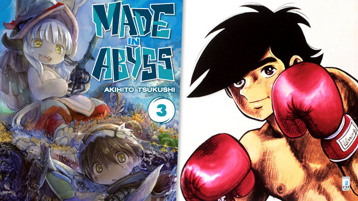 NekoAwards Manga: vittoria per finale Rocky Joe e Made in Abyss 3