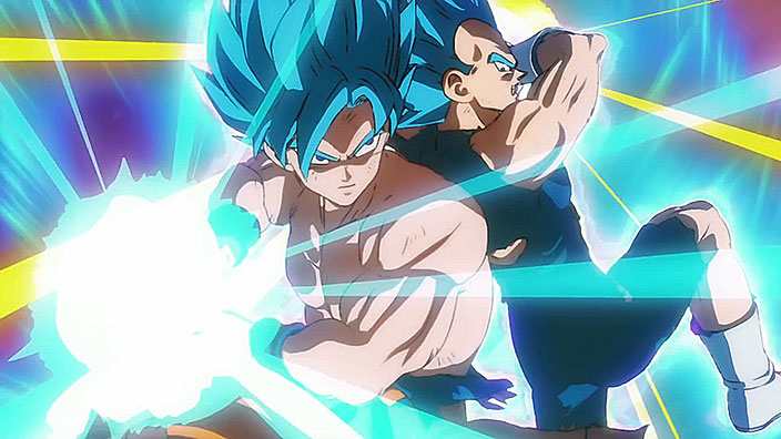 Dragon Ball Super: Broly supera i 2 milioni di euro in Italia