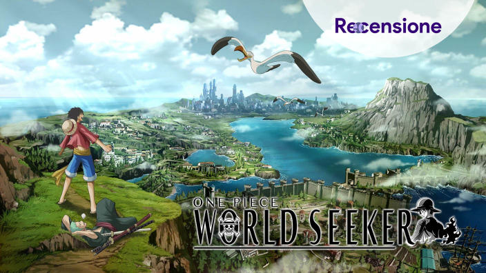 <strong>One Piece World Seeker</strong> - Recensione
