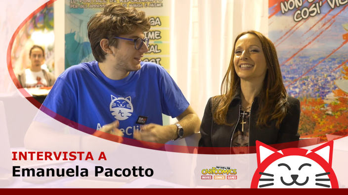 Cartoomics 2019: Intervista a Emanuela Pacotto
